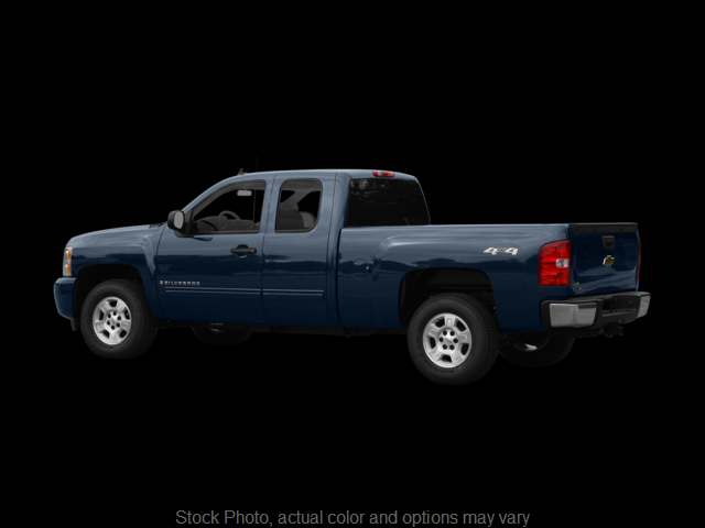 Used 2011  Chevrolet Silverado 1500 4WD Ext Cab LS at City Wide Auto Credit near Toledo, OH