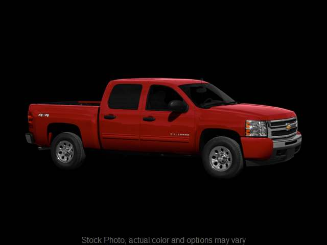 Used 2011  Chevrolet Silverado 1500 4WD Crew Cab LT at MLC Motor Cars near Commerce Charter Twp, MI
