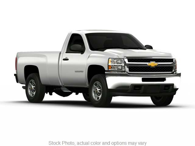 2012 Chevrolet Silverado 2500 4WD Reg Cab Work Truck at You Sell Auto near Lakewood, CO