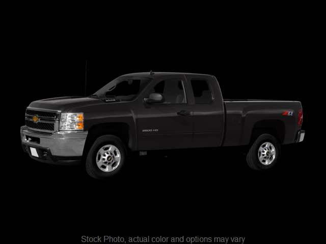 Used 2011  Chevrolet Silverado 2500 4WD Ext Cab LTZ at Graham Auto Group near Mansfield, OH