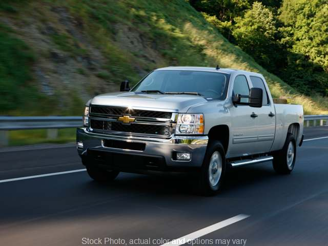 2011 Chevrolet Silverado 2500 4WD Crew Cab LTZ at Naples Auto Sales near Vernal, UT
