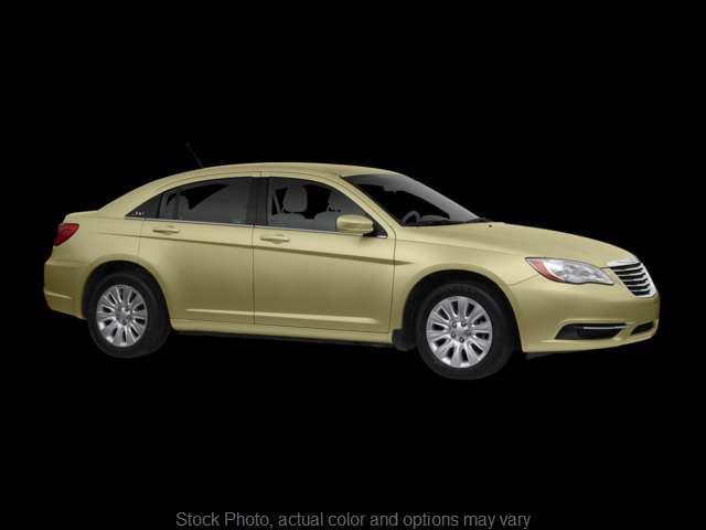Used 2011  Chrysler 200 4d Sedan Touring at Express Auto near Kalamazoo, MI