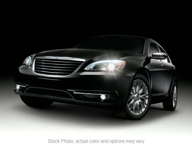 Used 2011  Chrysler 200 4d Sedan Limited at Action Auto Group near Oxford, MS