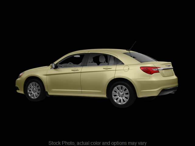 Used 2011  Chrysler 200 4d Sedan Touring at City Wide Auto Credit near Toledo, OH
