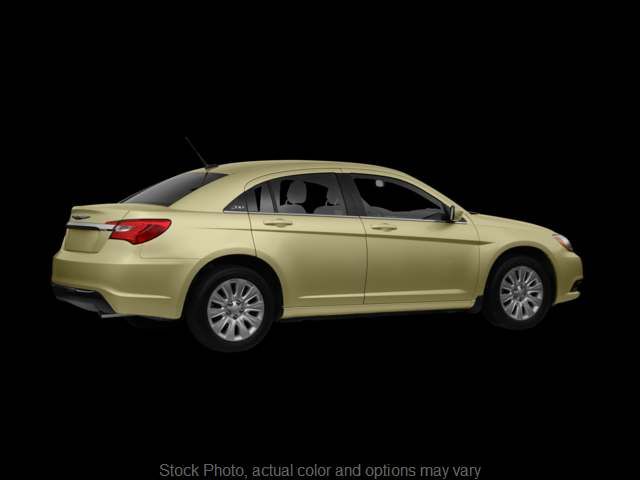 Used 2011  Chrysler 200 4d Sedan Limited at City Wide Auto Credit near Oregon, OH