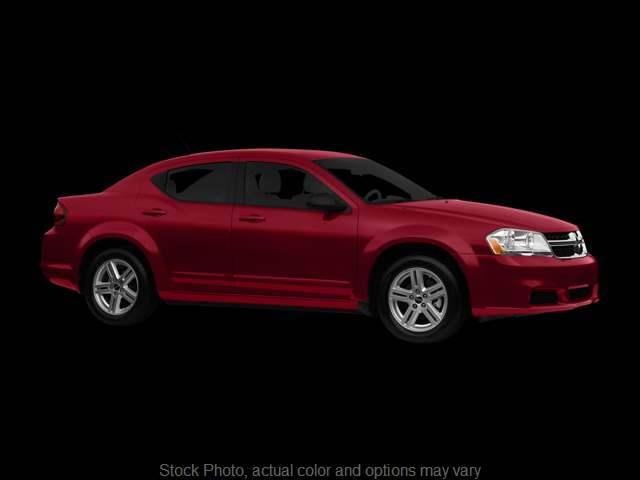 Used 2011  Dodge Avenger 4d Sedan Mainstreet at VA Cars of Tri-Cities near Hopewell, VA