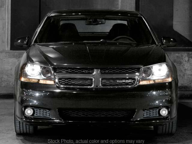2011 Dodge Avenger 4d Sedan Express at Shields Auto Group near Rantoul, IL