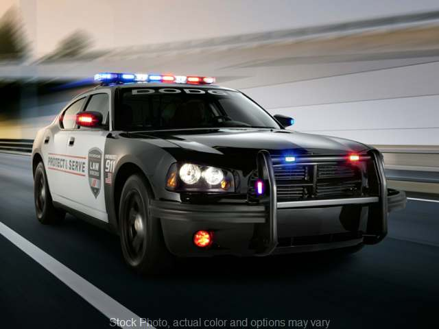 Used 2012  Dodge Charger 4d Sedan Police Hemi at Ramsey Motor Company - North Lot near Harrison, AR