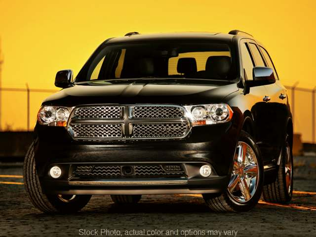 Used 2013  Dodge Durango 4d SUV RWD Crew at Sunbelt Automotive near Albemarle, NC