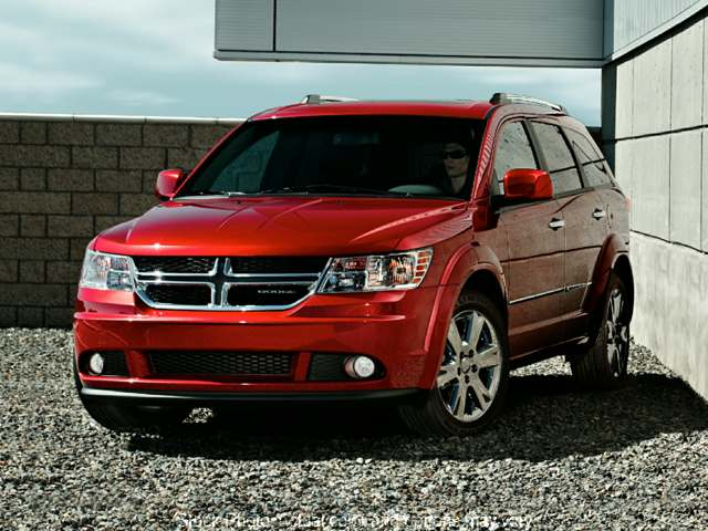 2011 Dodge Journey 4d SUV AWD Mainstreet at The Gilstrap Family Dealerships near Easley, SC