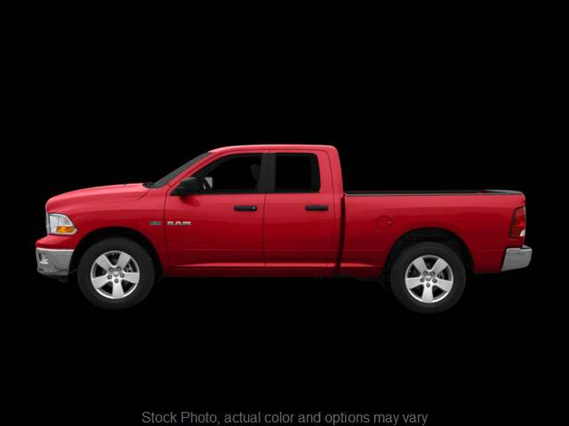 Used 2011  Ram 1500 4WD Quad Cab Outdoorsman at City Wide Auto Credit near Toledo, OH