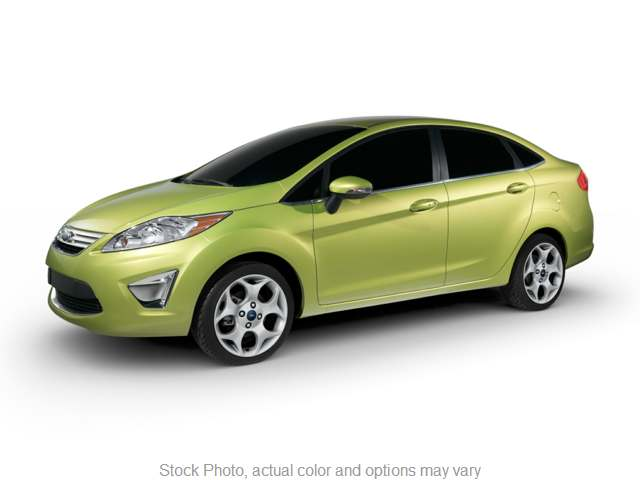 2011 Ford Fiesta 4d Sedan S at Action Auto Group near Oxford, MS