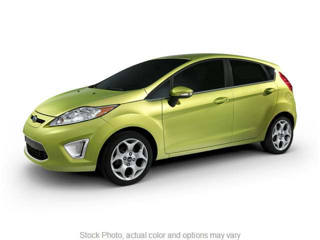 2011 Ford Fiesta 4d Hatchback SE at Good Wheels near Ellwood City, PA