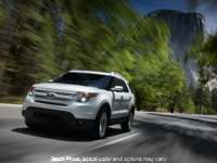 Used 2015  Ford Explorer 4d SUV 4WD Limited at Walt Sweeney Auto near Cincinnati, OH