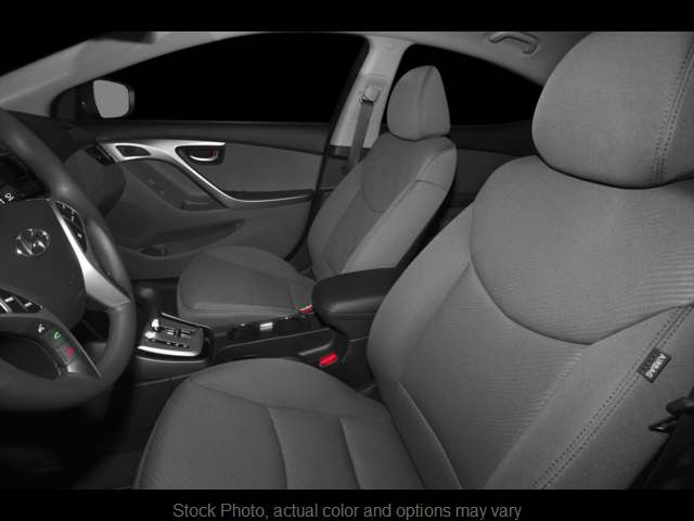 Used 2011  Hyundai Elantra 4d Sedan GLS Auto at Action Auto Group near Oxford, MS