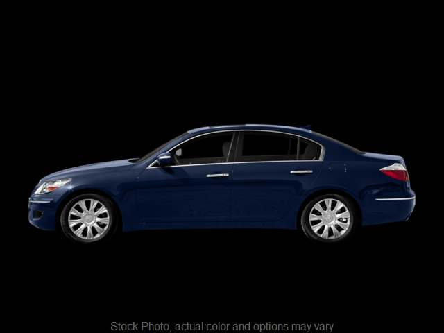 Used 2011  Hyundai Genesis 4d Sedan 3.8L at Bill Fitts Auto Sales near Little Rock, AR