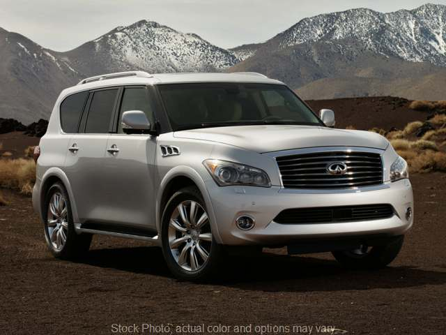 Used 2013  Infiniti QX56 4d SUV 4WD at Royal Car Center near Philadelphia, PA