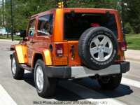 Used 2012  Jeep Wrangler 2d Convertible Sahara at Walt Sweeney Auto near Cincinnati, OH