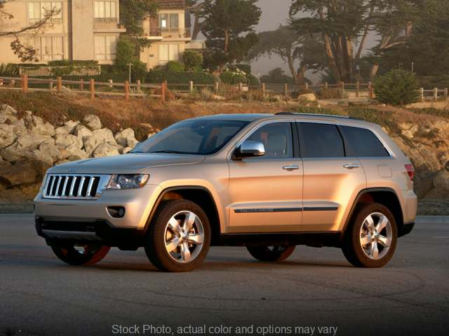 2011 Jeep Grand Cherokee 4d SUV 4WD Overland at Premier Car & Truck near St. George, UT