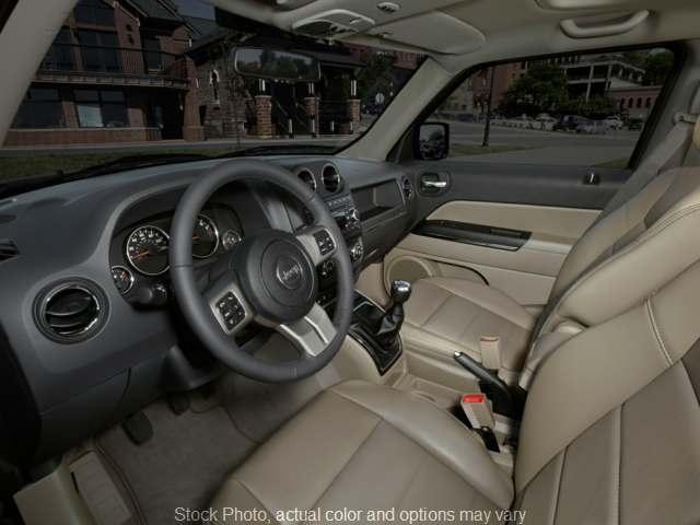 Used 2013  Jeep Patriot 4d SUV 4WD Latitude at Pekin Auto Loan near Pekin, IL