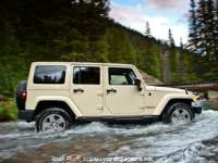 Used 2013  Jeep Wrangler Unlimited 4d Convertible Sahara at Naples Auto Sales near Vernal, UT