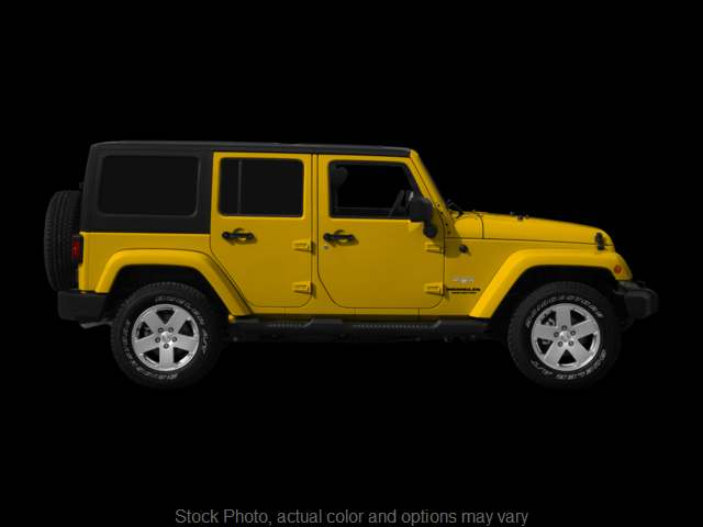 Used 2011  Jeep Wrangler Unlimited 4d Convertible Sahara at City Wide Auto Credit near Toledo, OH