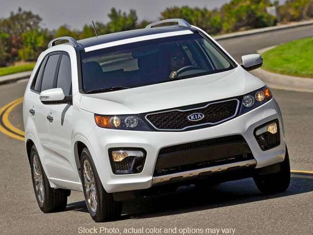 Used 2013  Kia Sorento 4d SUV FWD SX at Metro Auto Sales near Philadelphia, PA
