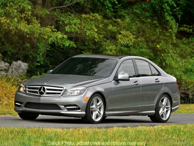 Used 2011 Mercedes-Benz C-Class 4d Sedan C300 Sport 4matic at My Car Auto Sales near Lakewood, NJ