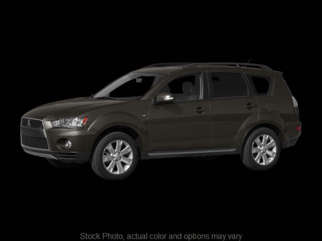 Used 2011  Mitsubishi Outlander 4d SUV FWD SE at The Gilstrap Family Dealerships near Easley, SC