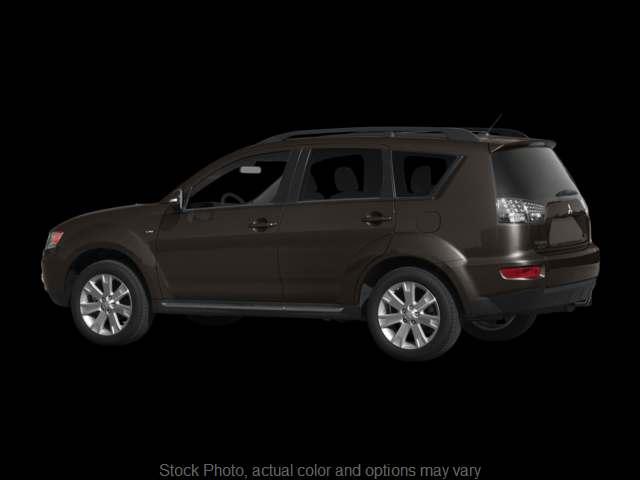 Used 2011  Mitsubishi Outlander 4d SUV AWD SE at Texas Certified Motors near Odesa, TX