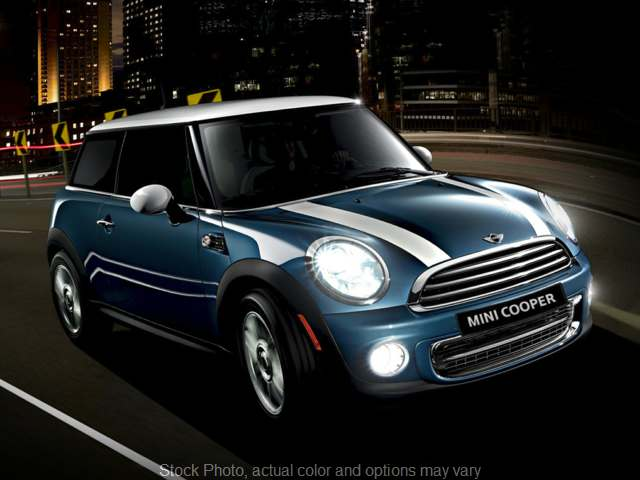 2012 Mini Cooper Hardtop 2d Coupe at Texas Certified Motors near Odesa, TX