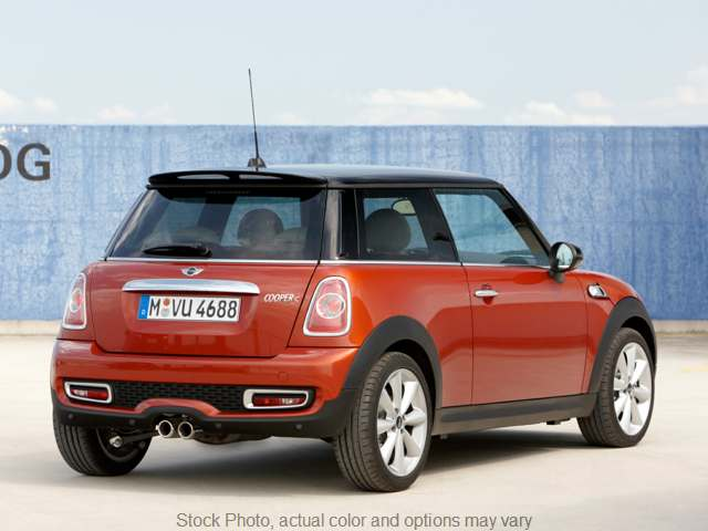 Used 2013  Mini Cooper Hardtop 2d Coupe S at Ubersox Used Car Superstore near Monroe, WI