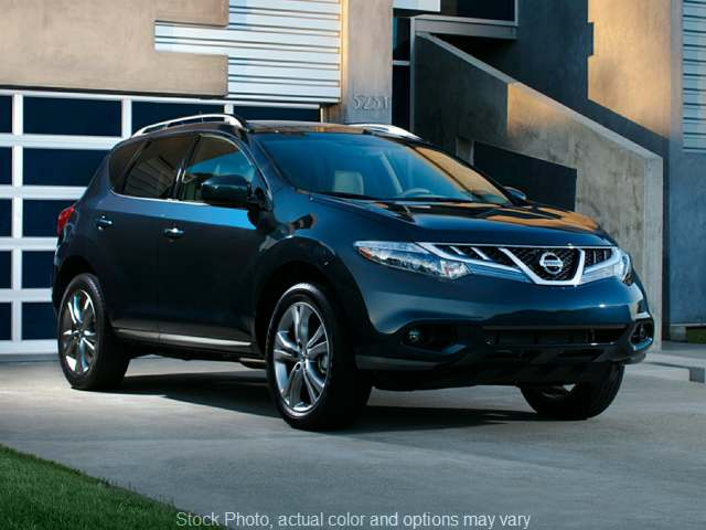 2014 Nissan Murano 4d SUV FWD SL at Ted Ciano's Used Cars and Trucks near Pensacola, FL