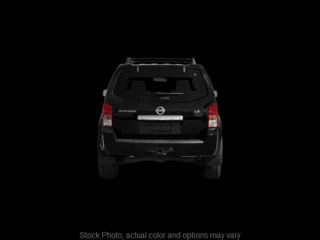 Used 2011  Nissan Pathfinder 4d SUV 4WD SV at Naples Auto Sales near Vernal, UT