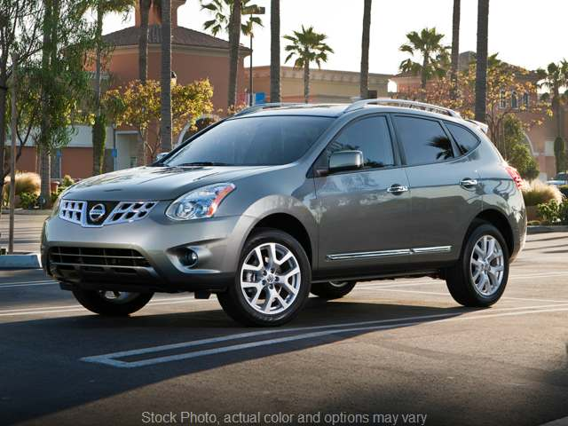 2012 Nissan Rogue 4d SUV FWD S at Premier Auto near Jonesboro, AR