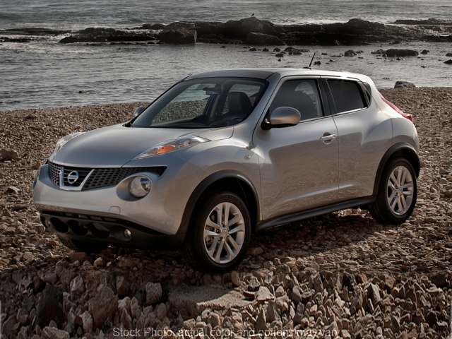 2011 Nissan Juke 4d SUV FWD S at Action Auto Group near Oxford, MS