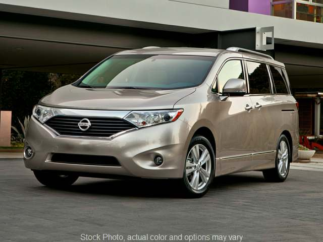2011 Nissan Quest 4d Wagon LE at Edd Kirby's Adventure Mitsubishi near Chattanooga, TN