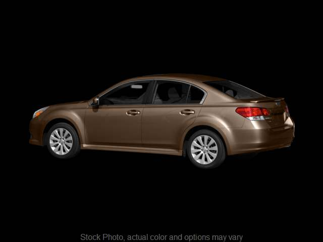 Used 2011  Subaru Legacy 4d Sedan i Prem AT All-Weather/Moonroof at Carriker Auto Outlet near Knoxville, IA