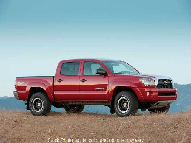 Used 2011  Toyota Tacoma 2WD Double Cab PreRunner V6 Short Bed at The Gilstrap Family Dealerships near Easley, SC