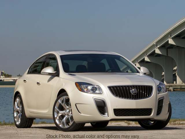 2012 Buick Regal 4d Sedan GS at Good Wheels near Ellwood City, PA
