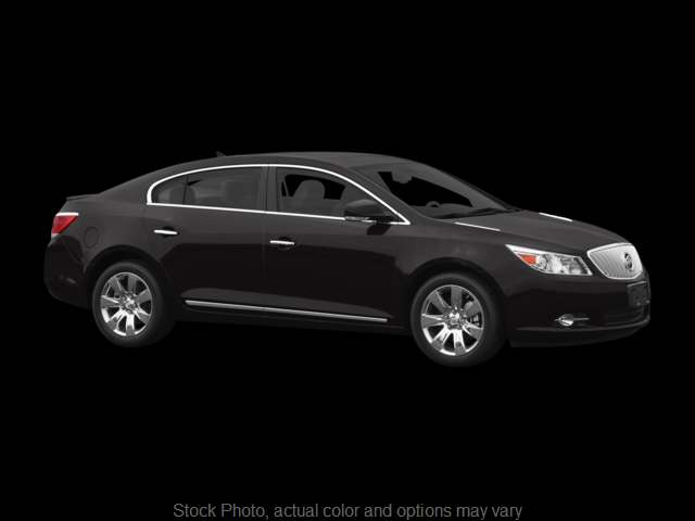 Used 2012  Buick LaCrosse 4d Sedan FWD Leather at Action Auto Group near Oxford, MS