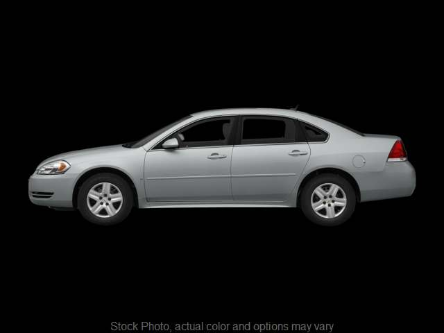 Used 2012  Chevrolet Impala 4d Sedan LS at Express Auto near Kalamazoo, MI
