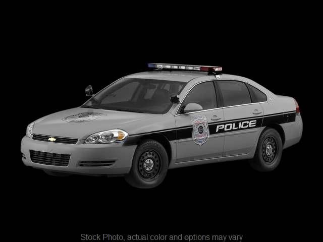 Used 2012  Chevrolet Impala 4d Sedan Police at Springfield Select Autos near Springfield, IL