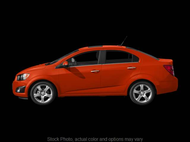 Used 2012  Chevrolet Sonic 4d Sedan LT1 at Butler Preowned Auto Sales near Butler, PA