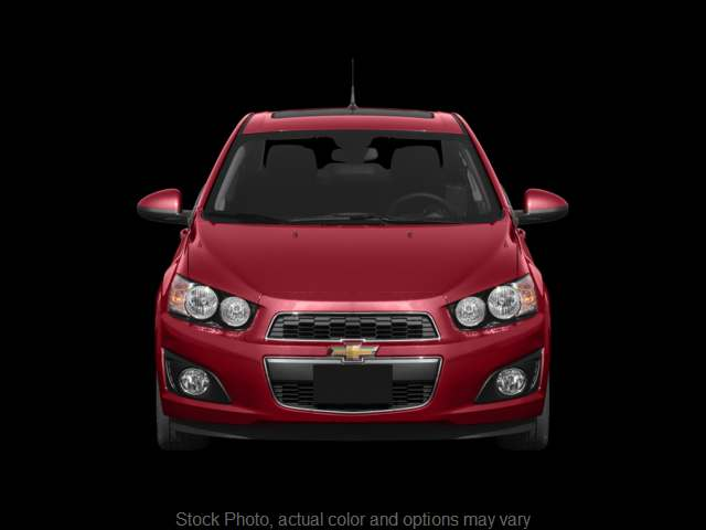 Used 2015  Chevrolet Sonic 4d Sedan LT AT at Butler Preowned Auto Sales near Butler, PA