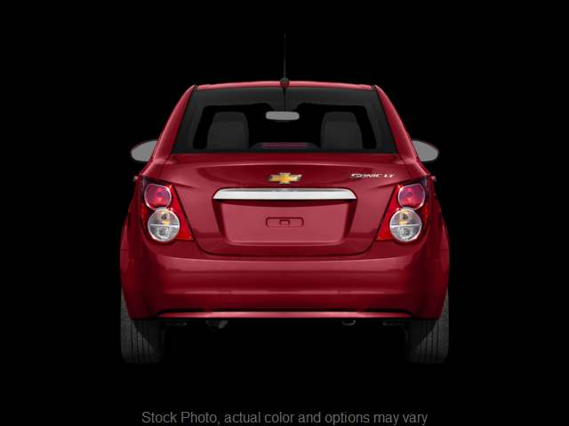 Used 2014  Chevrolet Sonic 4d Sedan LT AT at VA Cars West Broad, Inc. near Henrico, VA