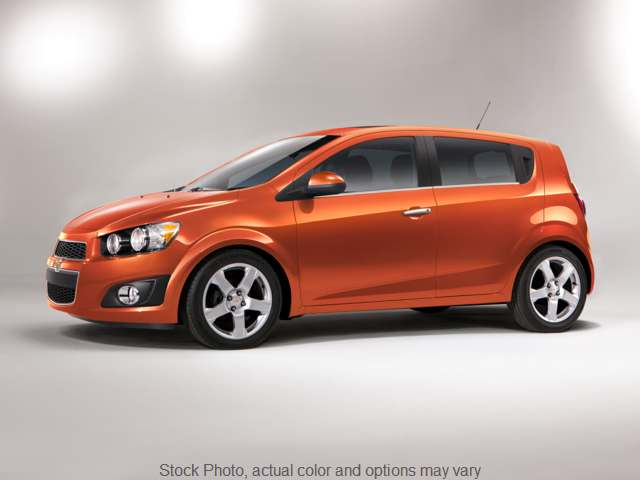 2013 Chevrolet Sonic 4d Hatchback LS MT at City Wide Auto Credit near Toledo, OH