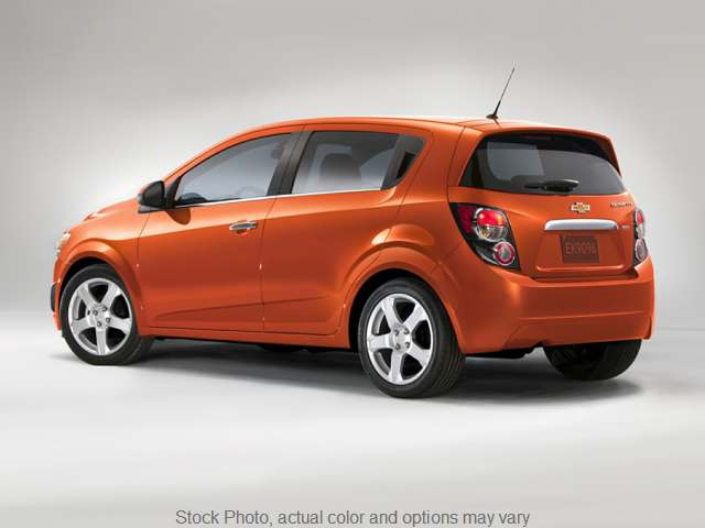 Used 2012  Chevrolet Sonic 5d Hatchback LS2 at City Wide Auto Credit near Toledo, OH