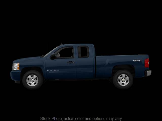 Used 2012  Chevrolet Silverado 1500 4WD Ext Cab LT at Butler Preowned Auto Sales near Butler, PA