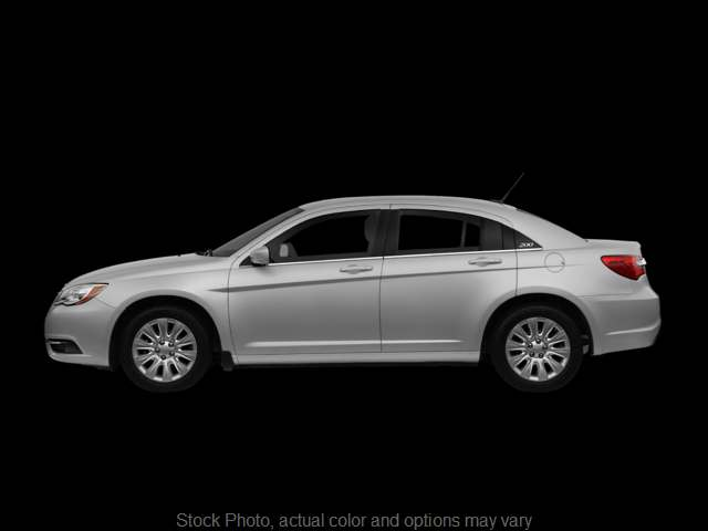 Used 2012  Chrysler 200 4d Sedan LX at Edd Kirby's Adventure near Dalton, GA